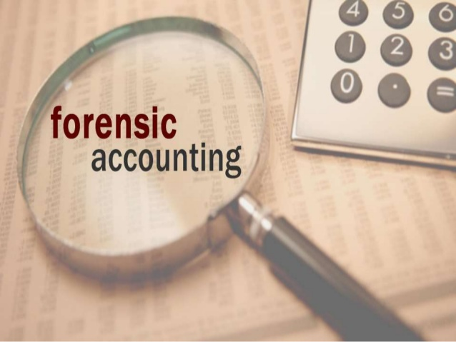Forensic Accounting help